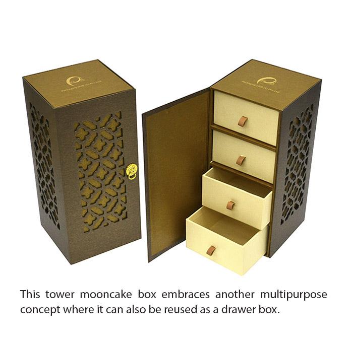 Mooncake Packaging Hub
